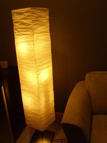 Floor lamp from IKEA | Flickr - Photo Sharing!