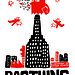 bagthing King Kong illustration