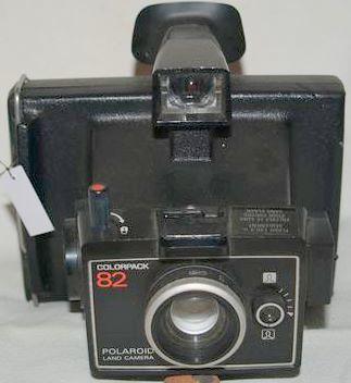 polaroid colorpack 82 n 276 appareil instantan fabriqu flickr. Black Bedroom Furniture Sets. Home Design Ideas