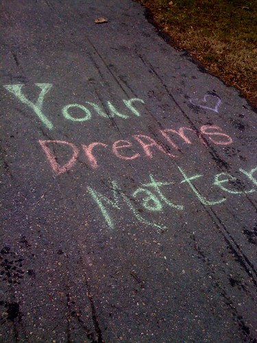 dreams matter | by bamboo journal