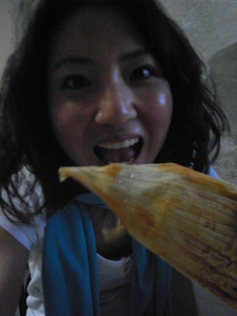 tamales meal #6 | by Tricia Wang 王圣捷