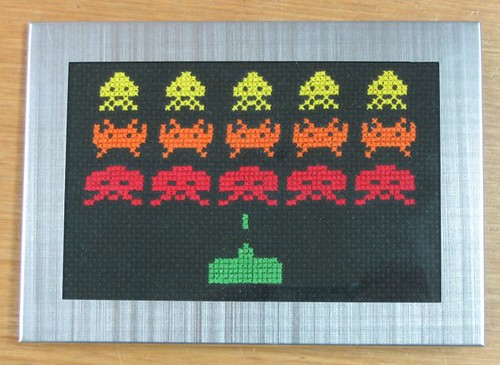 space invaders | by crafty & devious