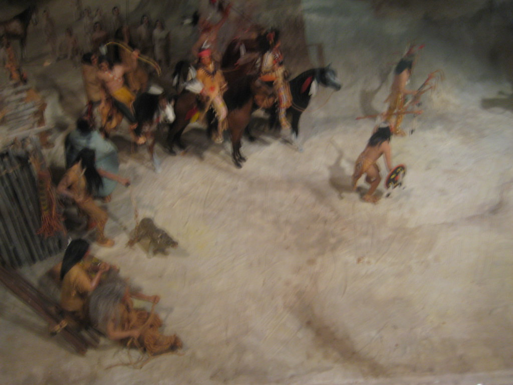 Kansas republic county agenda -  Shannonpatrick17 Indian Diorama Republic County Historical Society Museum Belleville Kansas By Shannonpatrick17