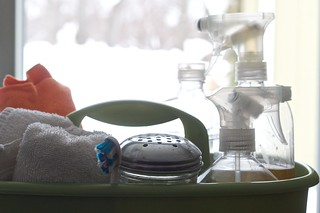 Cleaning Supplies for Spring Cleaning | by Chiot's Run