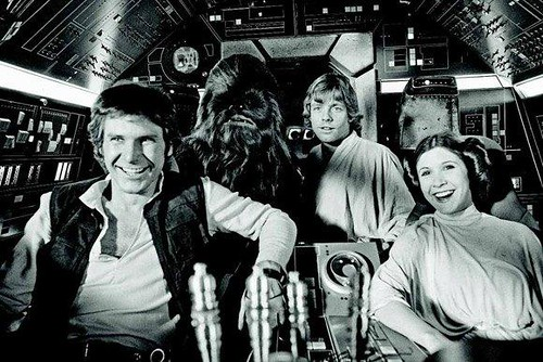 cockpit | by The Official Star Wars