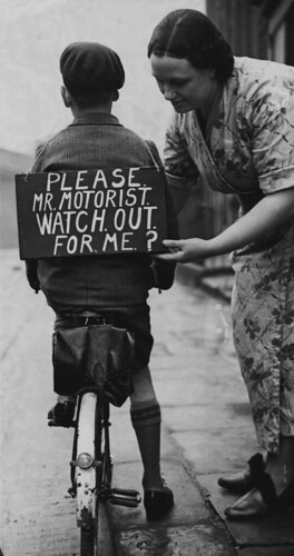 Please Mr Motorist Watch Out For Me | by carltonreid