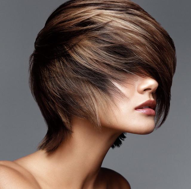 Short Hair Female Model G Michael Salon In Noblesville Ind Flickr