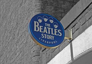 Beatles Sign | by Katie_Russell