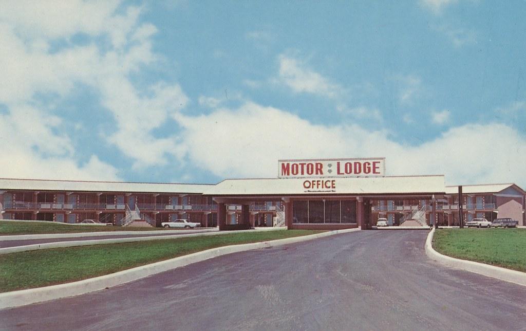Plaza Motor Lodge - Breezewood, Pennsylvania