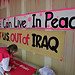 Code Pink: Seventh Anniversary of Iraq War, Protest, Washington, DC