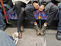 Bakerloo legs | by neate photos
