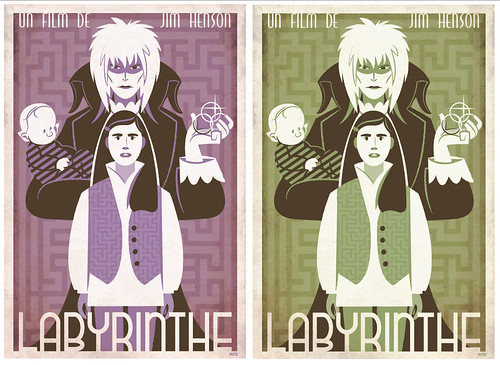 LABYRINTH french | by Dr. Monster