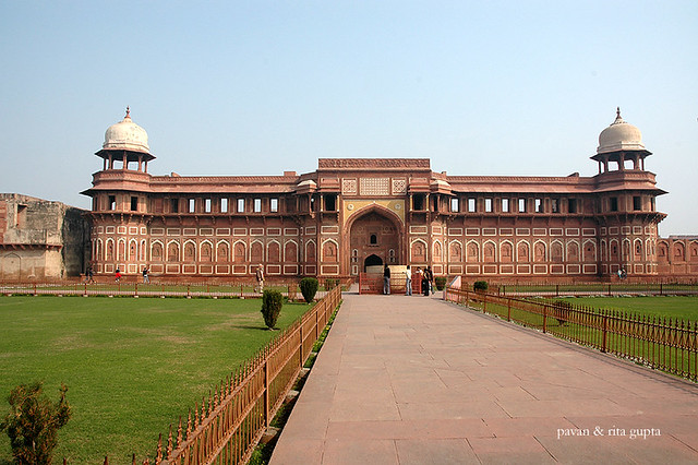 Red Fort, Lal Qila, Old Delhi, India Stock Photo, Royalty Free ...