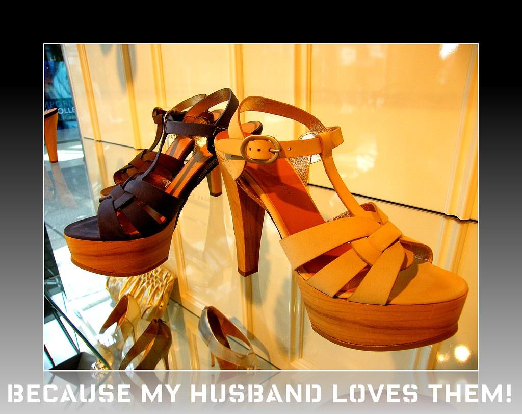 Low Block Heel Ladies Shoes