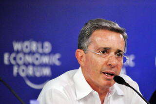 Alvaro Uribe Velez - World Economic Forum on Latin America 2010 | by World Economic Forum