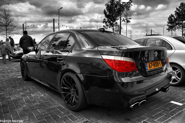 Bmw M5 E60 Black M5 Black Breyton Wheels Eisenmann