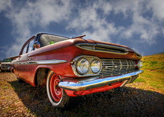 59 Chevy HDR | by hz536n/George Thomas