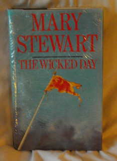Mary Stewart - The Wicked Day | by PhylG