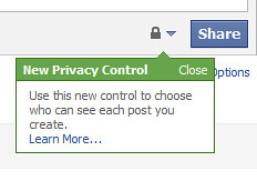Facebook Update Privacy Warning | by search-engine-land