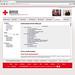 Red Cross wiki prototype screenshot