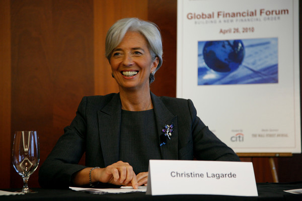 Christine Lagarde - Women's Day 2016