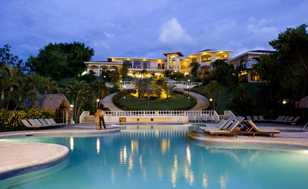 Costa Rica Hotels Flamingo Beach