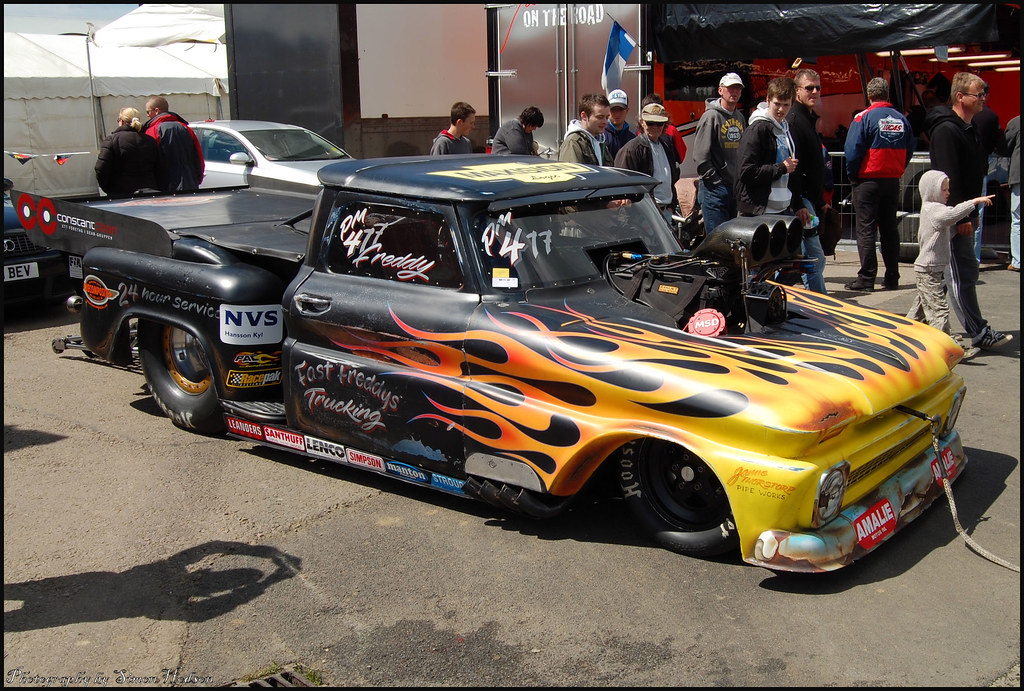 Pro Mod Chevy C10 Pick Up Fast Freddie Fagerstrom Flickr