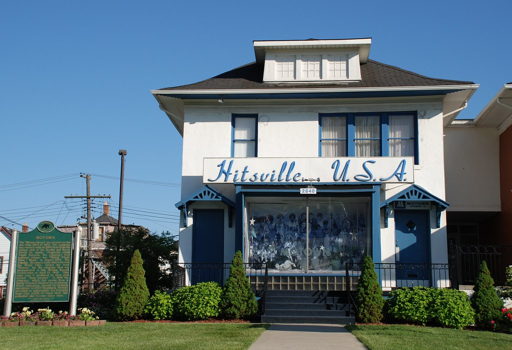 Motown historical museum dig downtown detroit flickr for American house music
