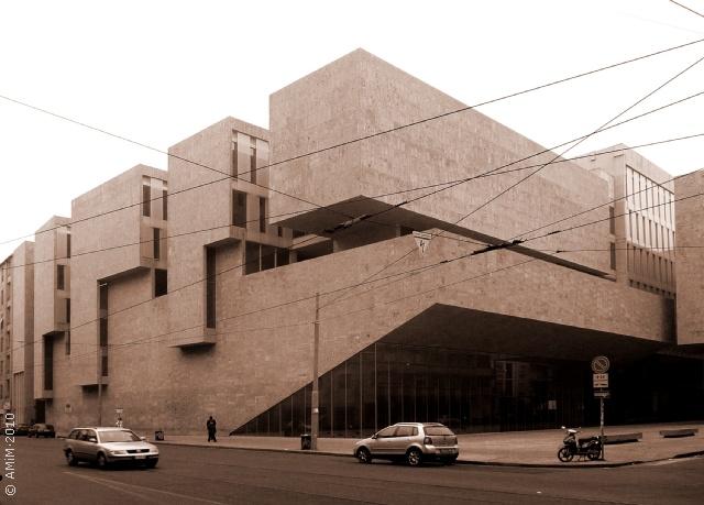 100124 34s milano univ bocconi grafton architects flickr for Grafton architects