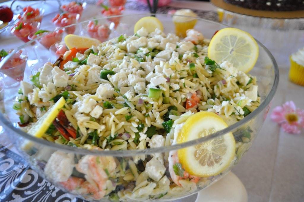 Roasted Shrimp Orzo Salad Recipe By Barefoot Contessa