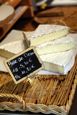 brie de meaux cheese | by David Lebovitz