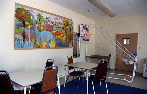 Old Children's Dormitories used as training and recreation areas in New Children's Treatment Center | by California State University Channel Islands