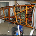Fuselage Varnished And Fittings Painted