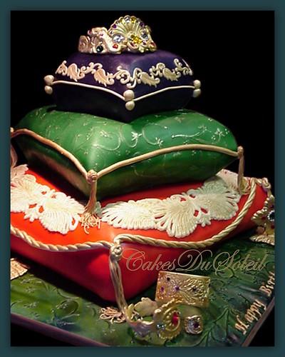 Goddess Cake