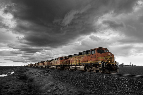 Storm Train | by ongopt50
