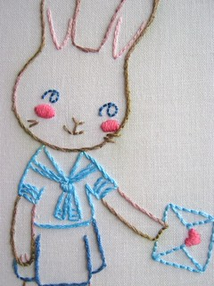 Valentine's Embroidery | by Joey's Dream Garden