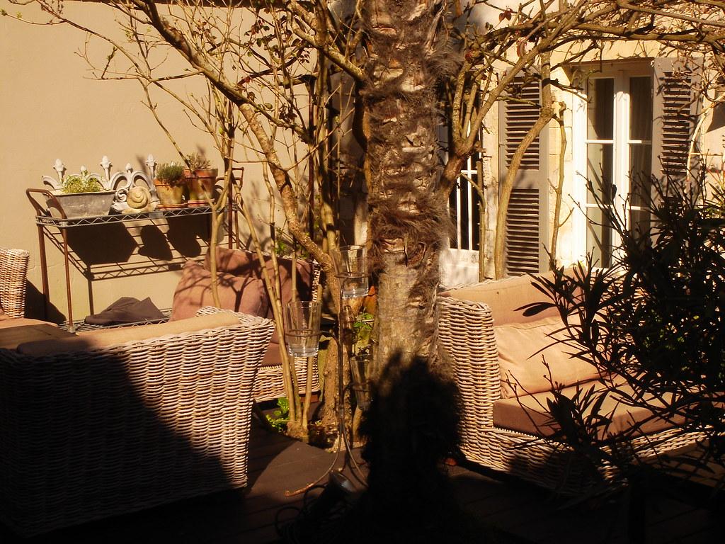 La maison douce le jardin 1 le jardin enti rement clos flickr - La maison douce blog ...