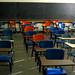 UF Norman Hall Desks Classroom