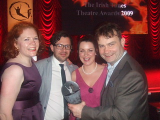 Irish Theatre Awards | No Worst There is None | by poetry.ireland