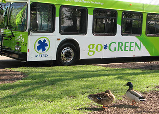 go GREEN | by Metro Cincinnati