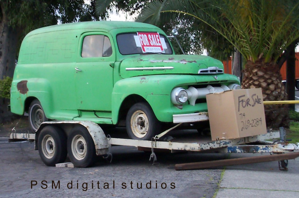 1951 ford panel truck for sale i talked to the owner if th
