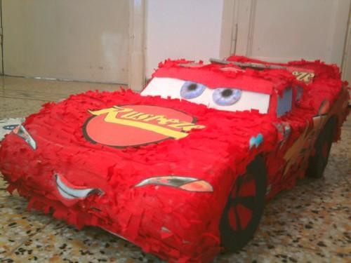 Cars Pinata