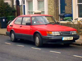 1992 Saab 900S Aero Turbo | by elstro_88