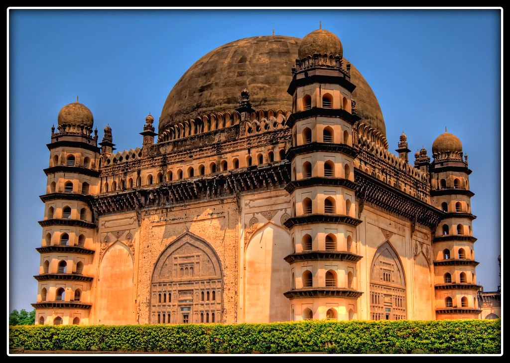 gol gumbaz The gol gumbaz is one of the many historical places to visit in bijapur in fact, it is also the most popular place in the city the gol gumbaz of bijapur is the resting place of one india's.