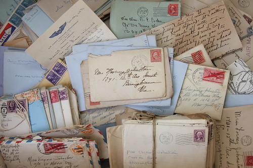 My Mother's Letters | by Blue Sky Girl