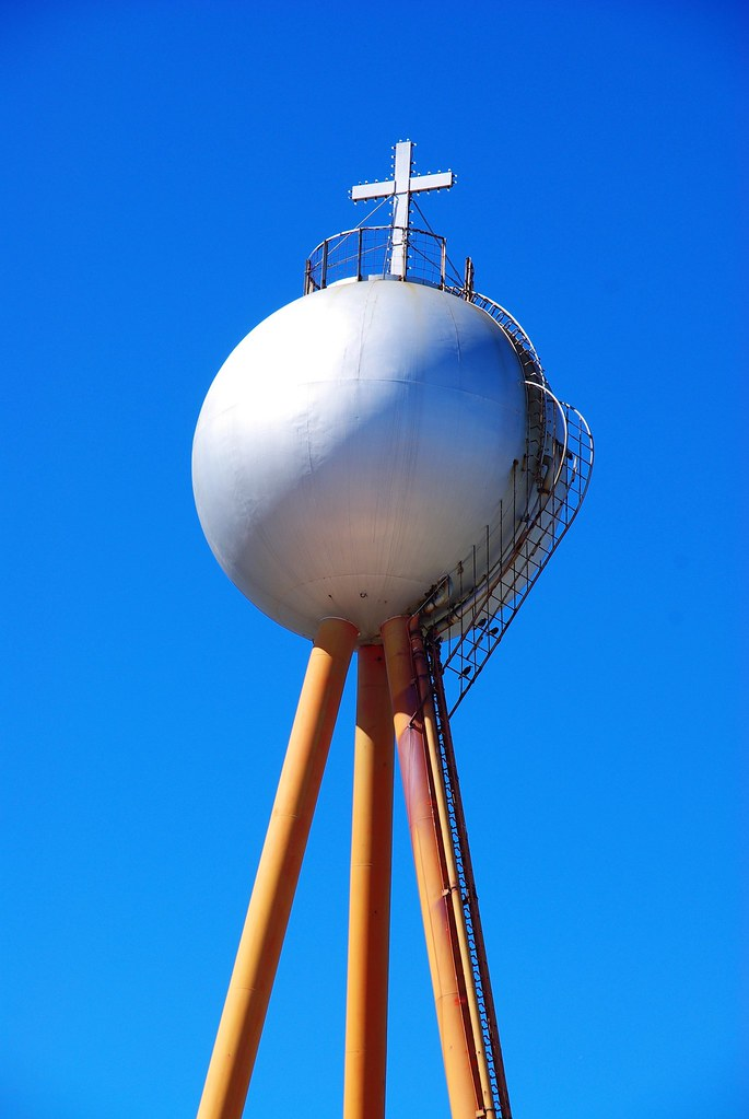 Fletcher Jones Factory Ball Water Tower Image Available