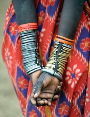 Tribal jewelry | by ingetje tadros