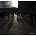 Passeggiando in controluce / Walking in the backlight
