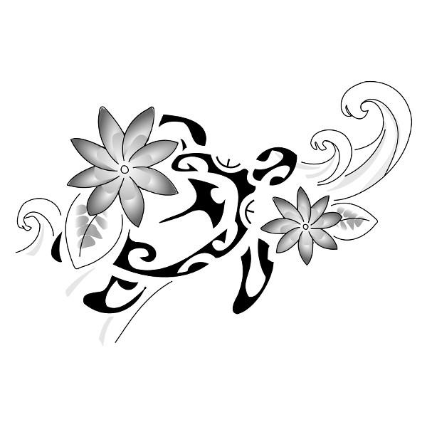 Maori Tattoo Design Wallpaper Wp300369: Tattoo Maori Kirituhi Polinesia Tatuagem Polynesian