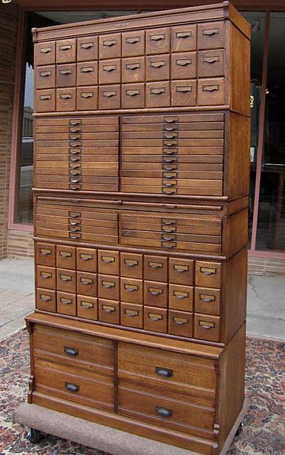 Wabash Cabinet Eastlake Victorian